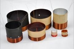 Speaker-Voice-Coils